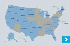 CEU Map