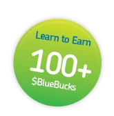 Learn about new electrical products and earn $BlueBucks!
