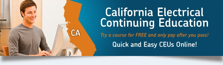 California Electrical Continuing Education