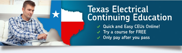 Texas Electrical Continuing Education