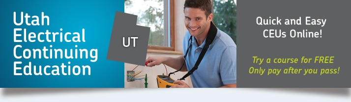 Utah Electrical Continuing Education (CEU)